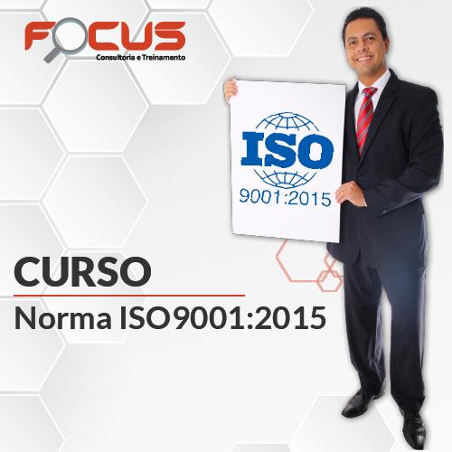 Treinamento - ISO 9001 de 2015